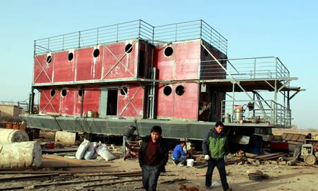 Chinese Ark for 2012