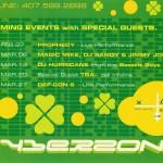 Cyberzone 1999 Flyer