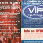 Cyberzone Message From Dan, VIP
