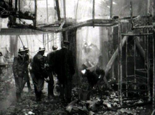 Club 5-7 Fire - Aftermath