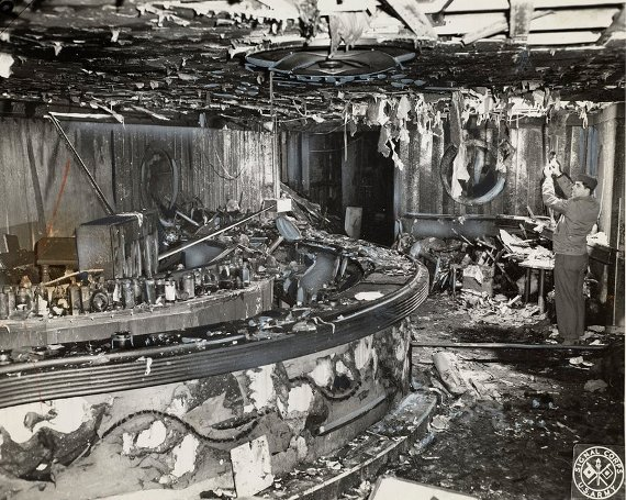 Cocoanut Grove Fire - Aftermath