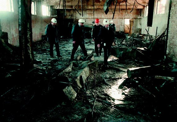 Gothenburg Disco Fire - Aftermath