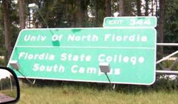 Flori-duh, Flordia, Florida