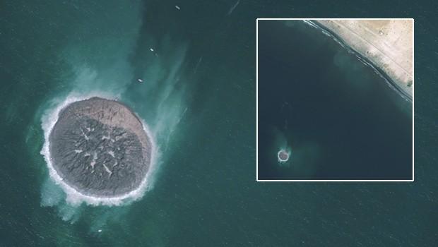 New Pakistan Island