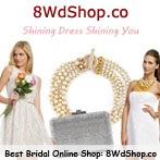 wedding dress on 8wdshop.co