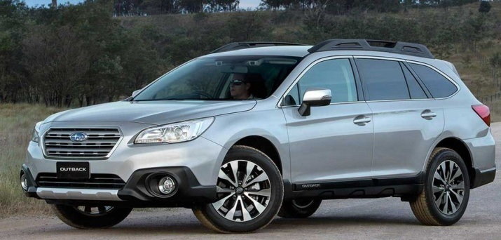 The Suburu Outback is one of the hottest cars of 2015