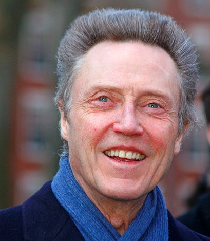Christopher Walken has his fair share of Strange Celebrity Stories surrounding him ... photo by CC user John Harrison on wikipedia.org