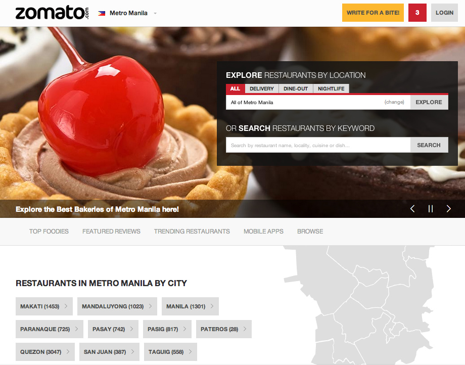 A technological revolution has begun to revolutionize the way businesses like Zomato operate
