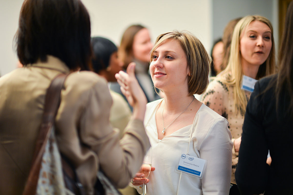 Networking and other skills are important if you want to get a startup job ... photo by CC user dellphotos on Flickr