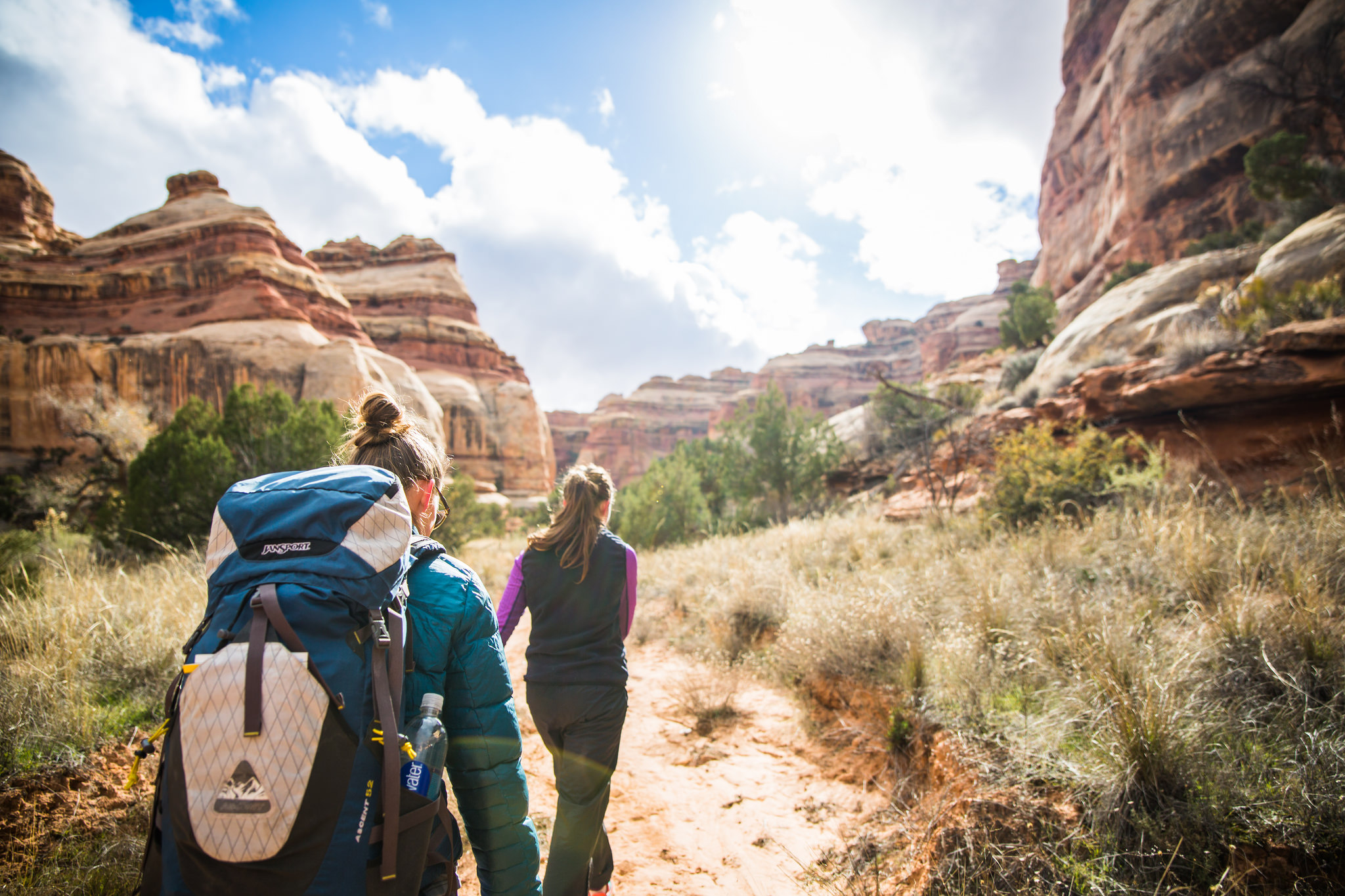 Is Backpacking Calling You This Summer? ... photo by CC user zachd1_618 on Flickr