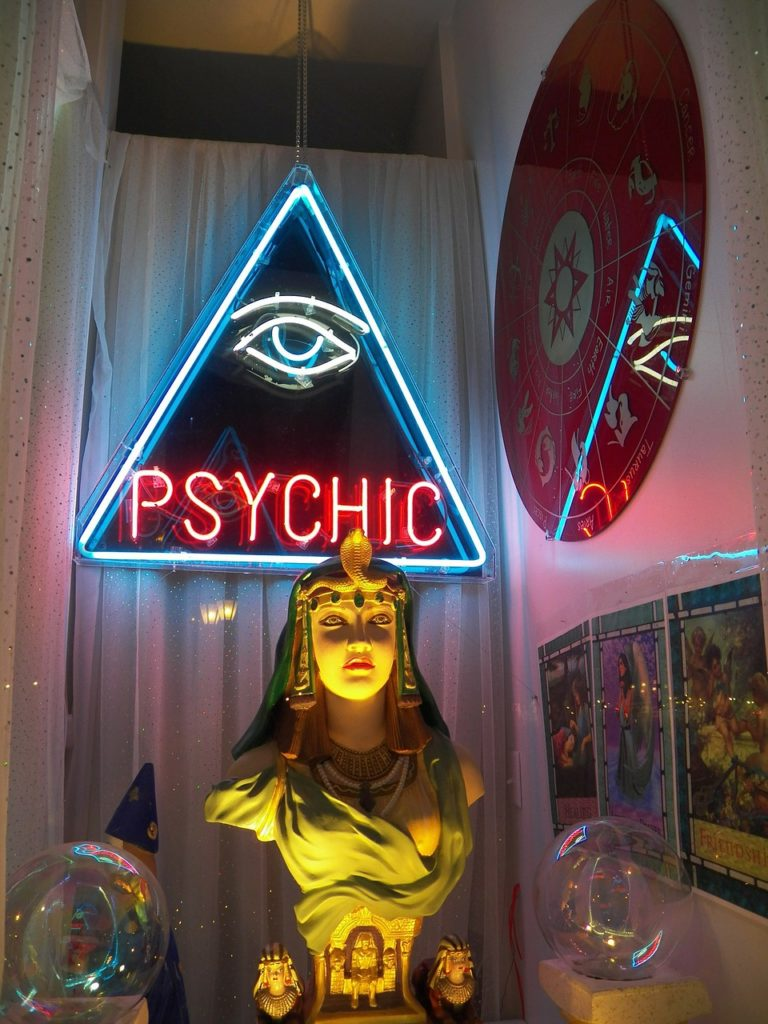 Myths About Psychic Readings