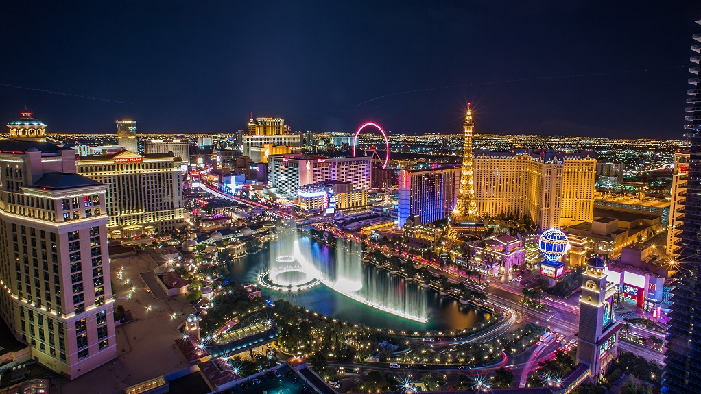 People live in Vegas for more than the entertainment...