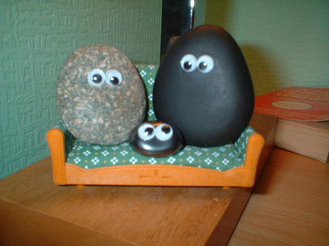 The pet rock takes the cake when it comes to Weird ways people have made money in the past