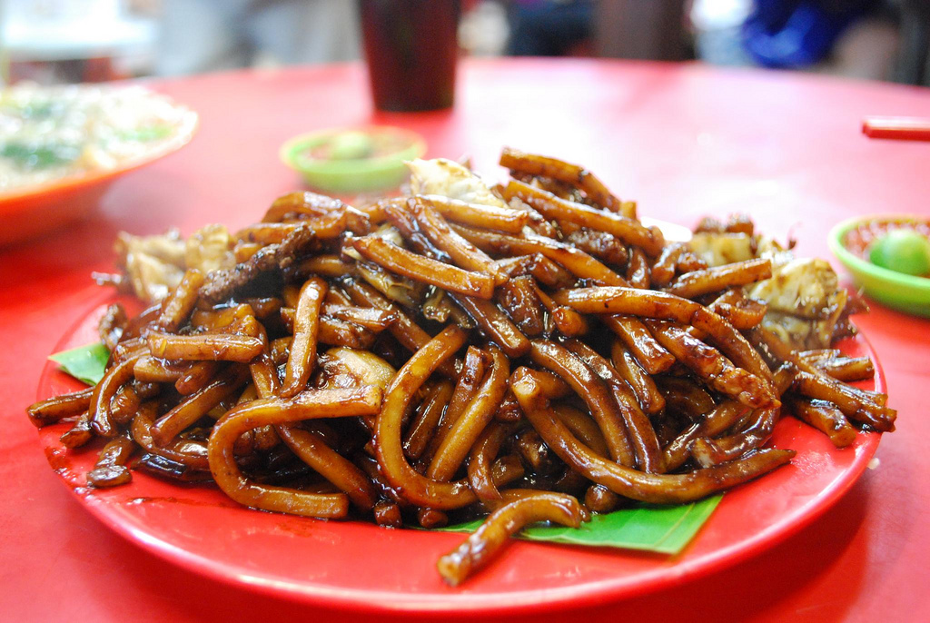 Kuala Lumpur Food Photographers love snapping pics of perfect plates of Hokkien Mee