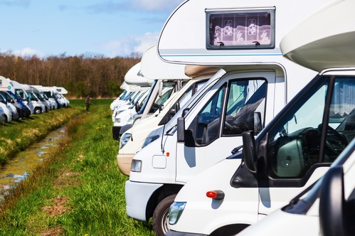 Chausson and Hymer Motorhomes offer a ton of choice between the two models