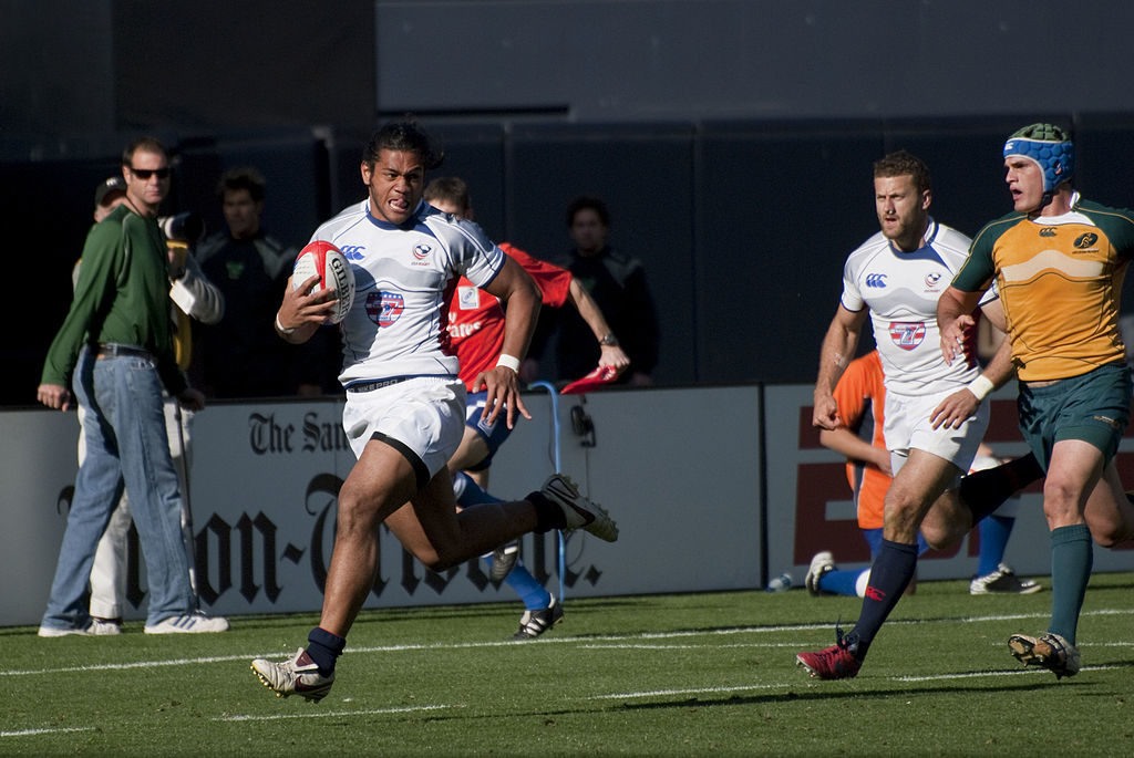 The Buzz about American Rugby is growing...