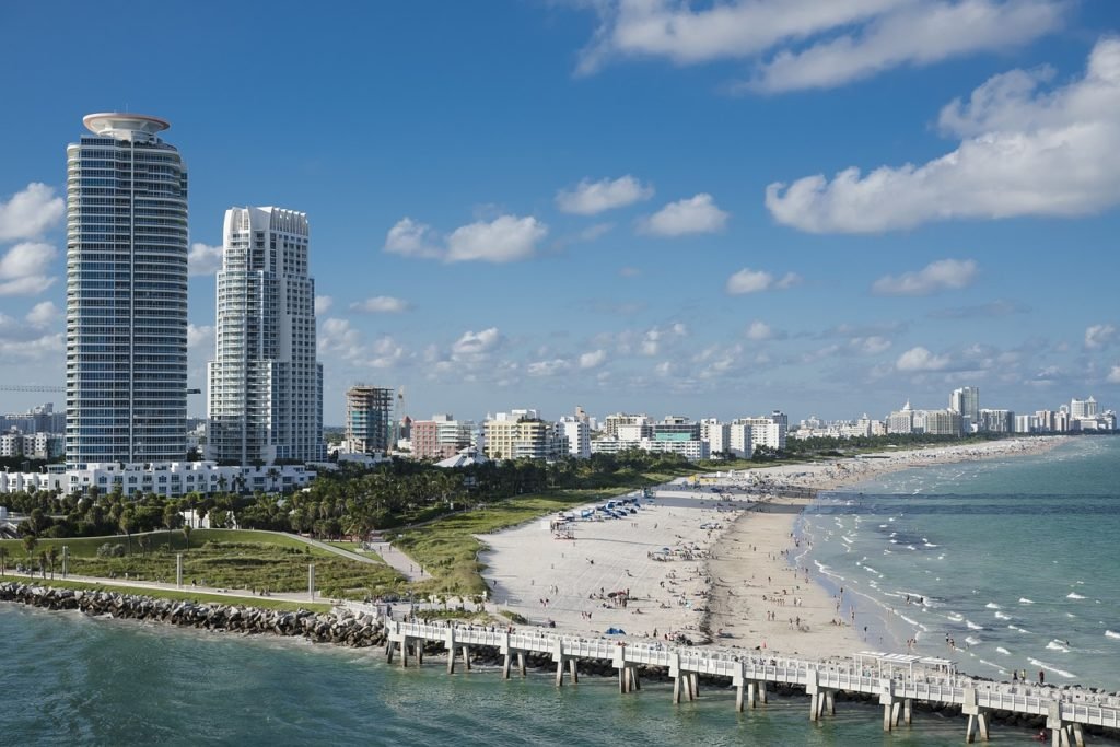 There are many reasons to relocate to Miami