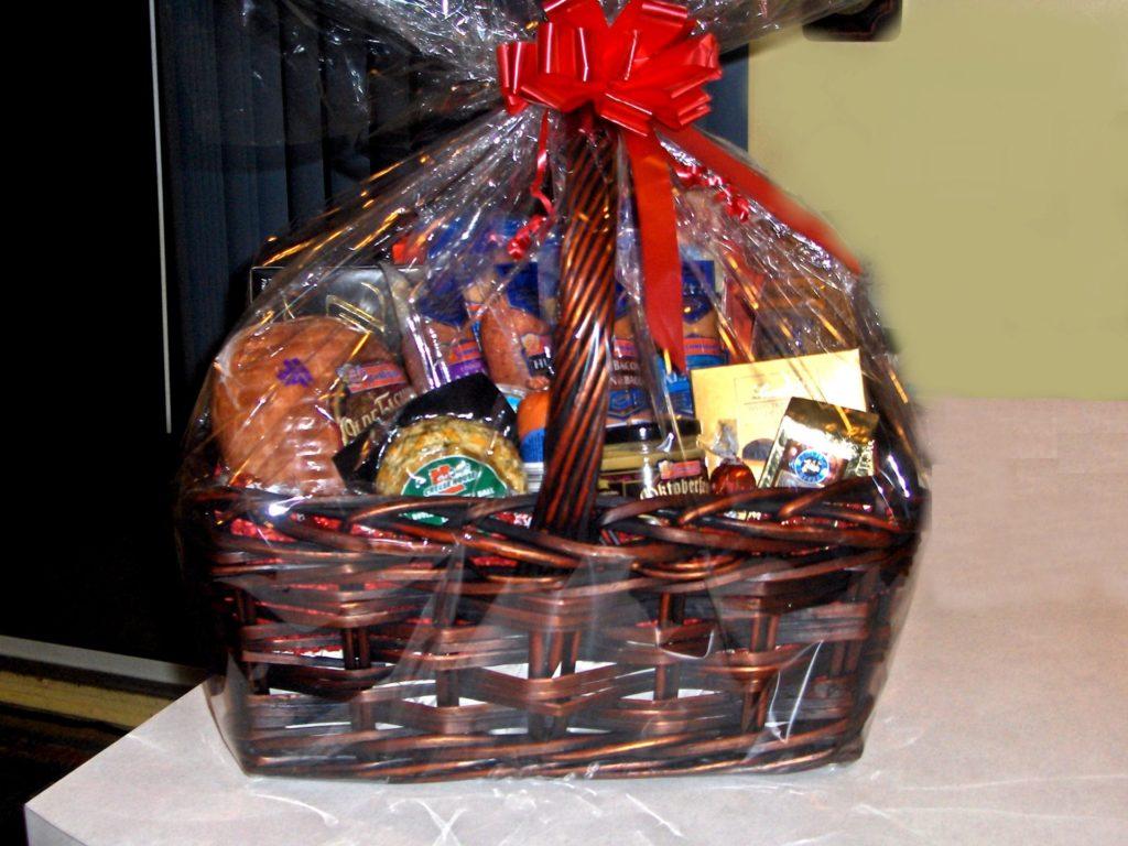 Give a Basket of Joy this Christmas