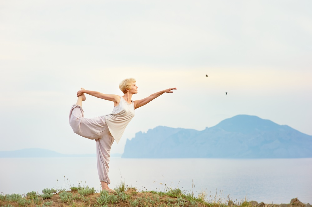 Wondering How to Make it Through a Divorce? Yoga definitely helps.