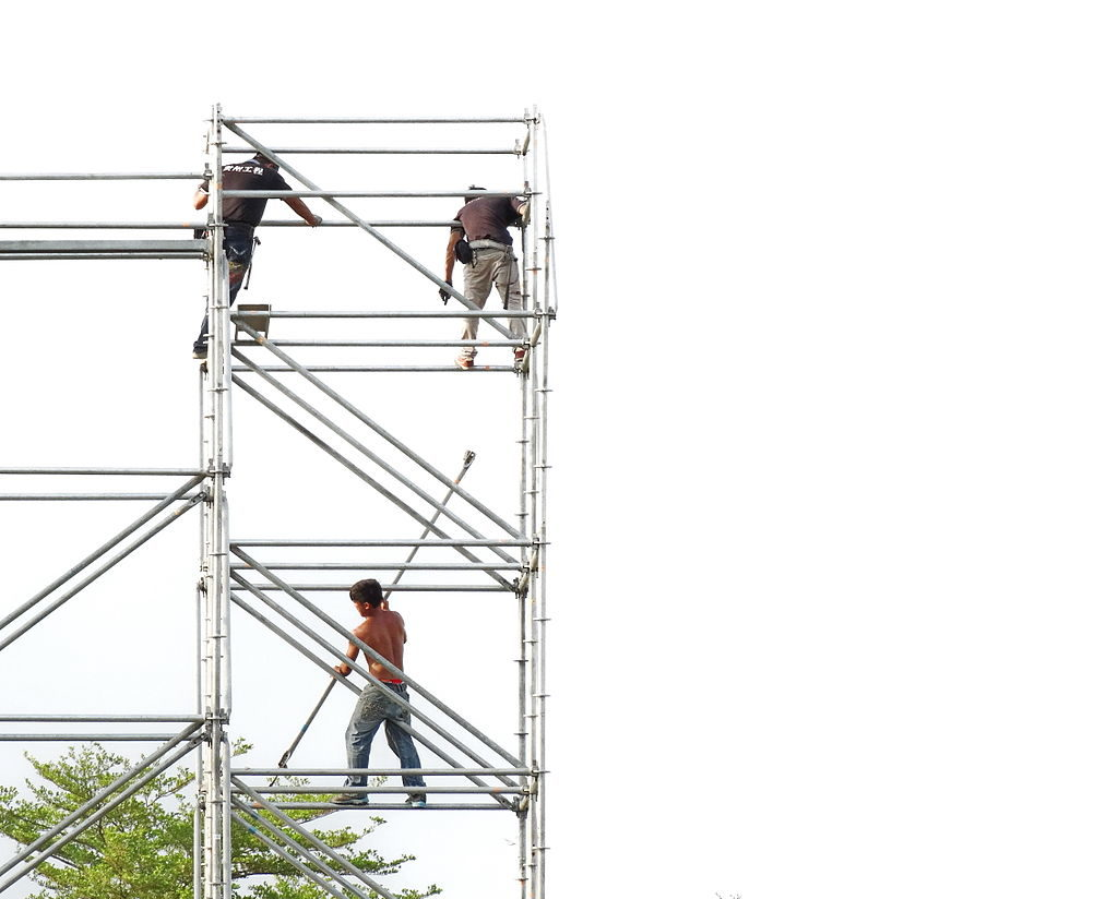Mobile Scaffolding Towers can help make work easier at your job site