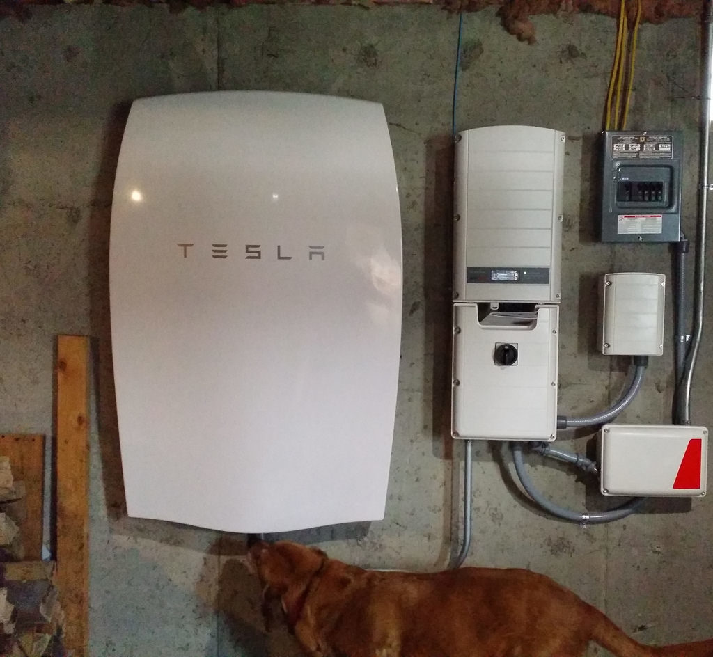 With the arrival of the Powerwall, the future of energy storage looks bright