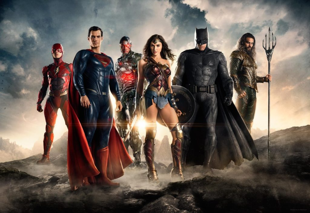 The Justice League Trailer has many people buzzing