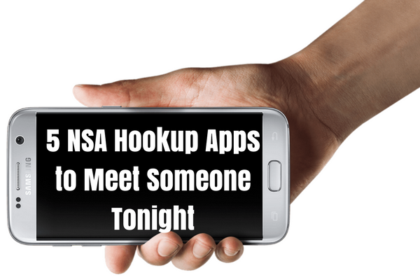 best nsa hookup apps question