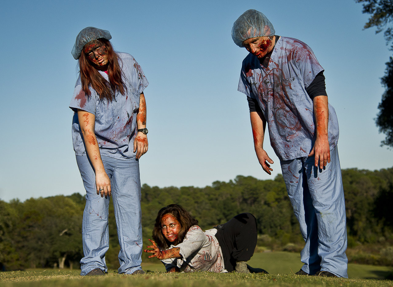 How to Survive the Zombie Apocalypse if You are in ...
