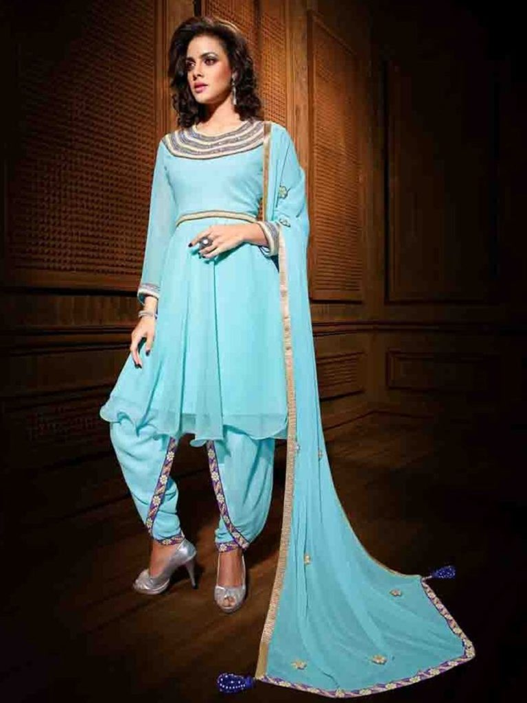 Pick Your Style From A Wide Range Of New Style Punjabi Suits Odd Culture