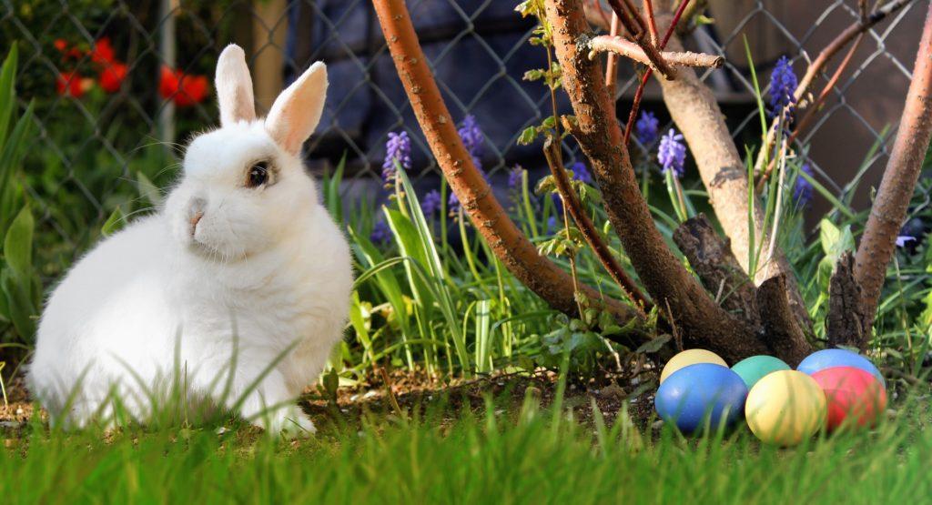 Easter in London