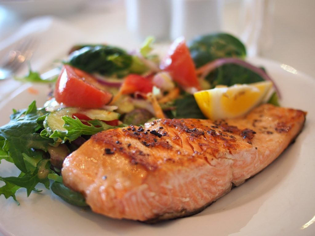 Benefits of Eating Salmon