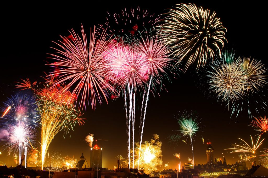 Greatest Fireworks Displays